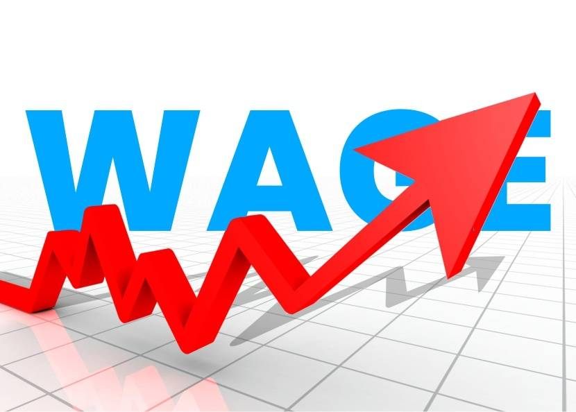Wage and More on the Rise