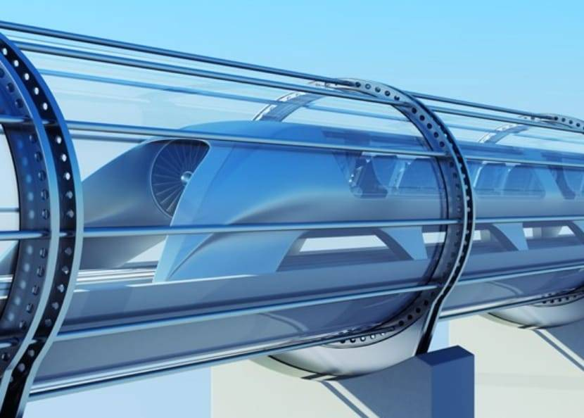 Speed of Sound Hyperloop