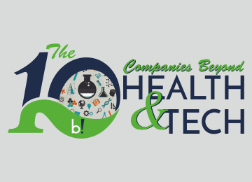 The 10 Companies Beyond Health & Tech