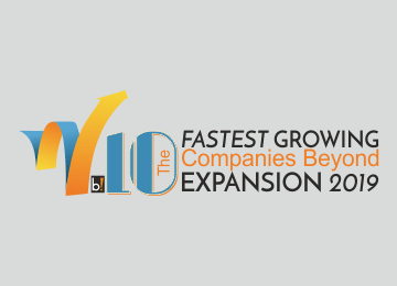 The 10 Fastest Growing Companies Beyond Expansion, 2019
