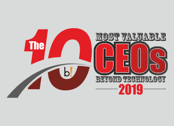 The 10 Most Valuable CEOs Beyond Technology, 2019
