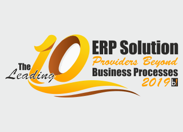 The leading 10 ERP Solution Providers Beyond Business Processes, 2019