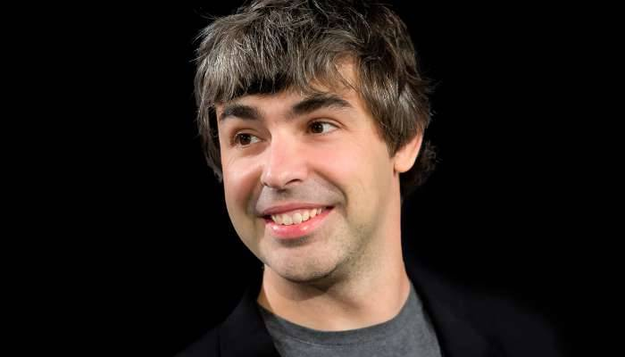 Larry Page - Top 10 Business Tycoons
