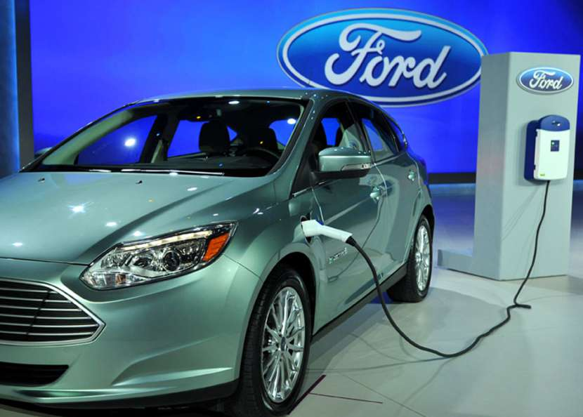 Ford Electric Cars