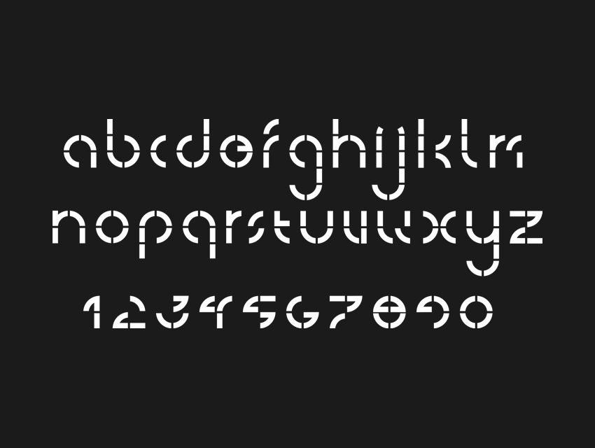 Tech Fonts of 2019