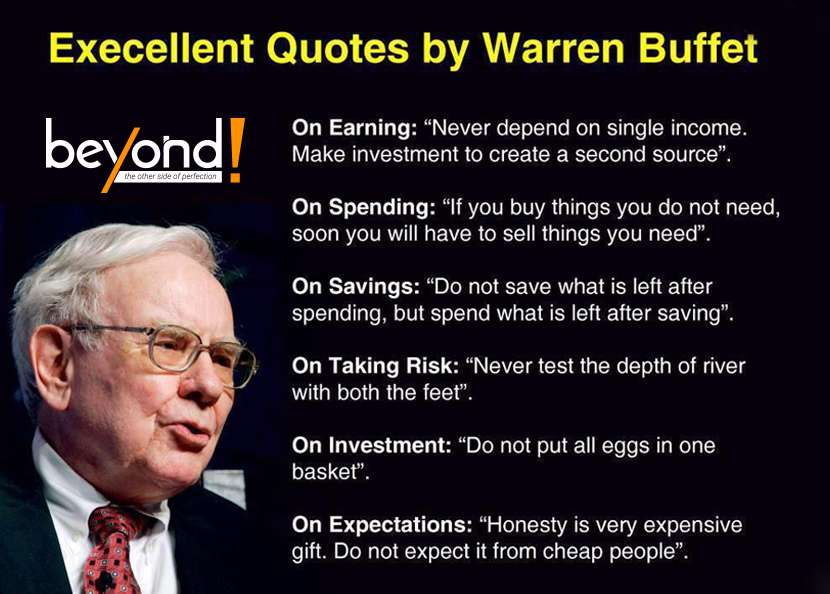Top Warren Buffett Quotes Inspiring Success - | Beyond Exclamation