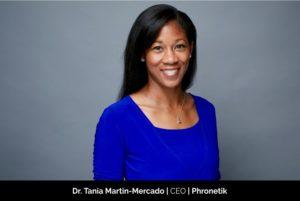 Dr. Tania Martin